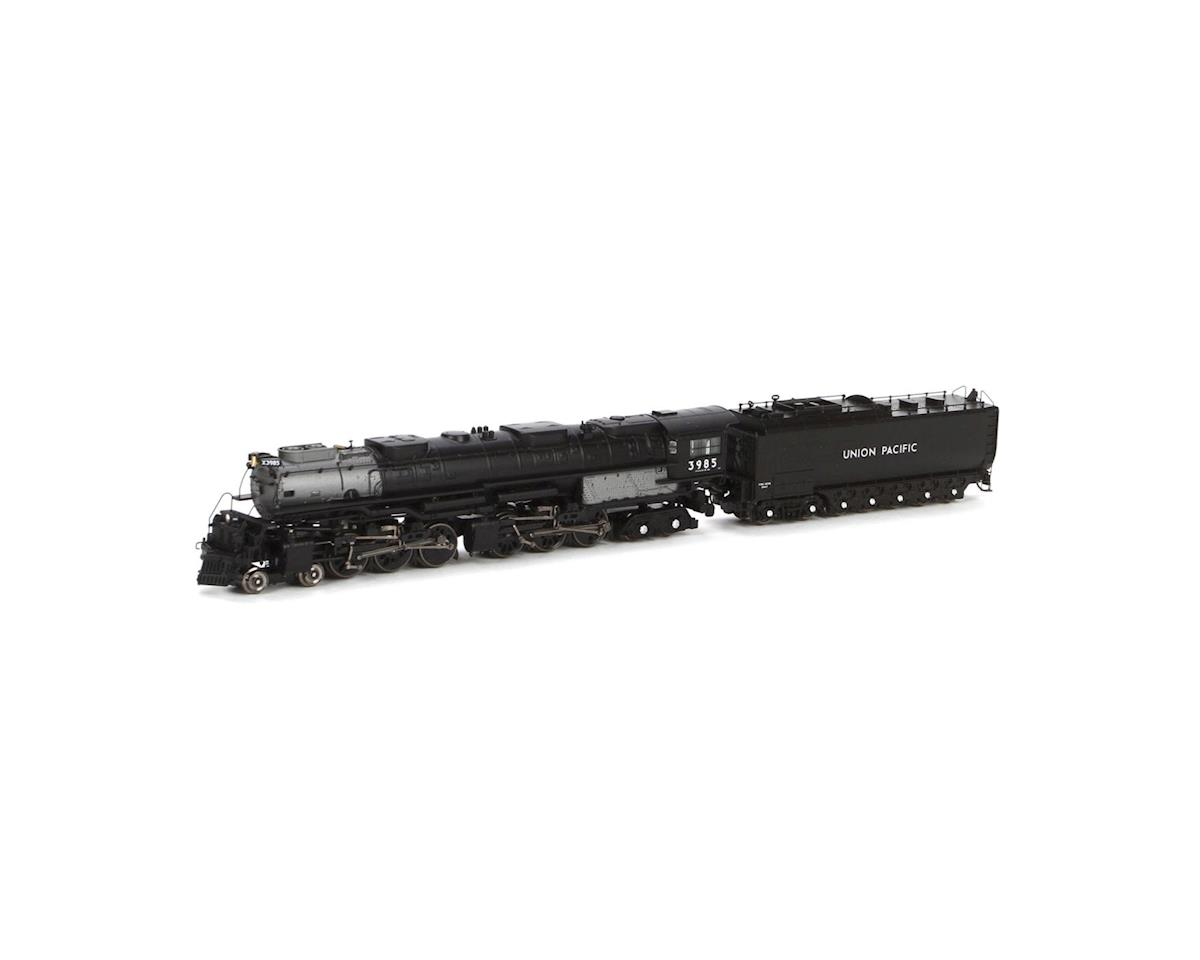 N 4-6-6-4 w/DCC & Sound Oil Tender, UP #3985
