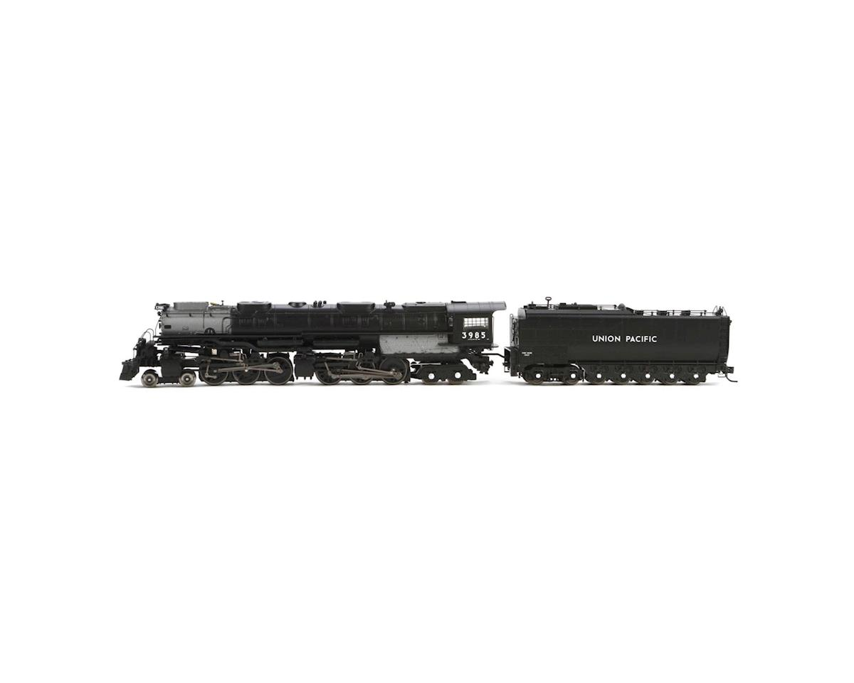 Athearn N 4-6-6-4 w/DCC & Sound Oil Tender, UP #3985