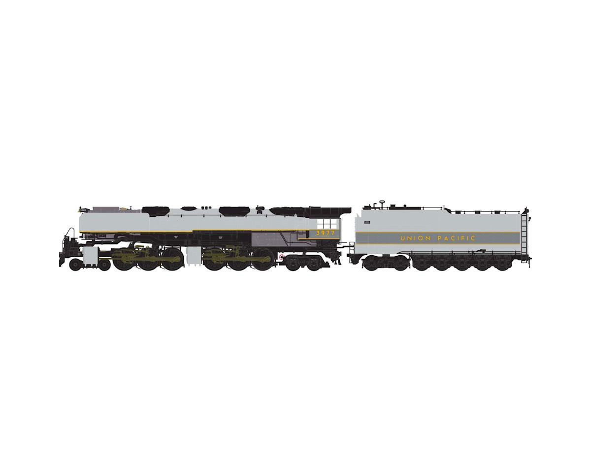 Athearn N 4-6-6-4 w/DCC & Sound Oil Tender, UP #3984