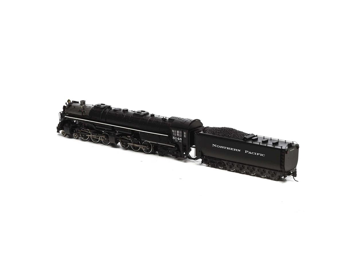 Athearn N 4-6-6-4 w/DCC & Sound Coal Tender, NP #5148