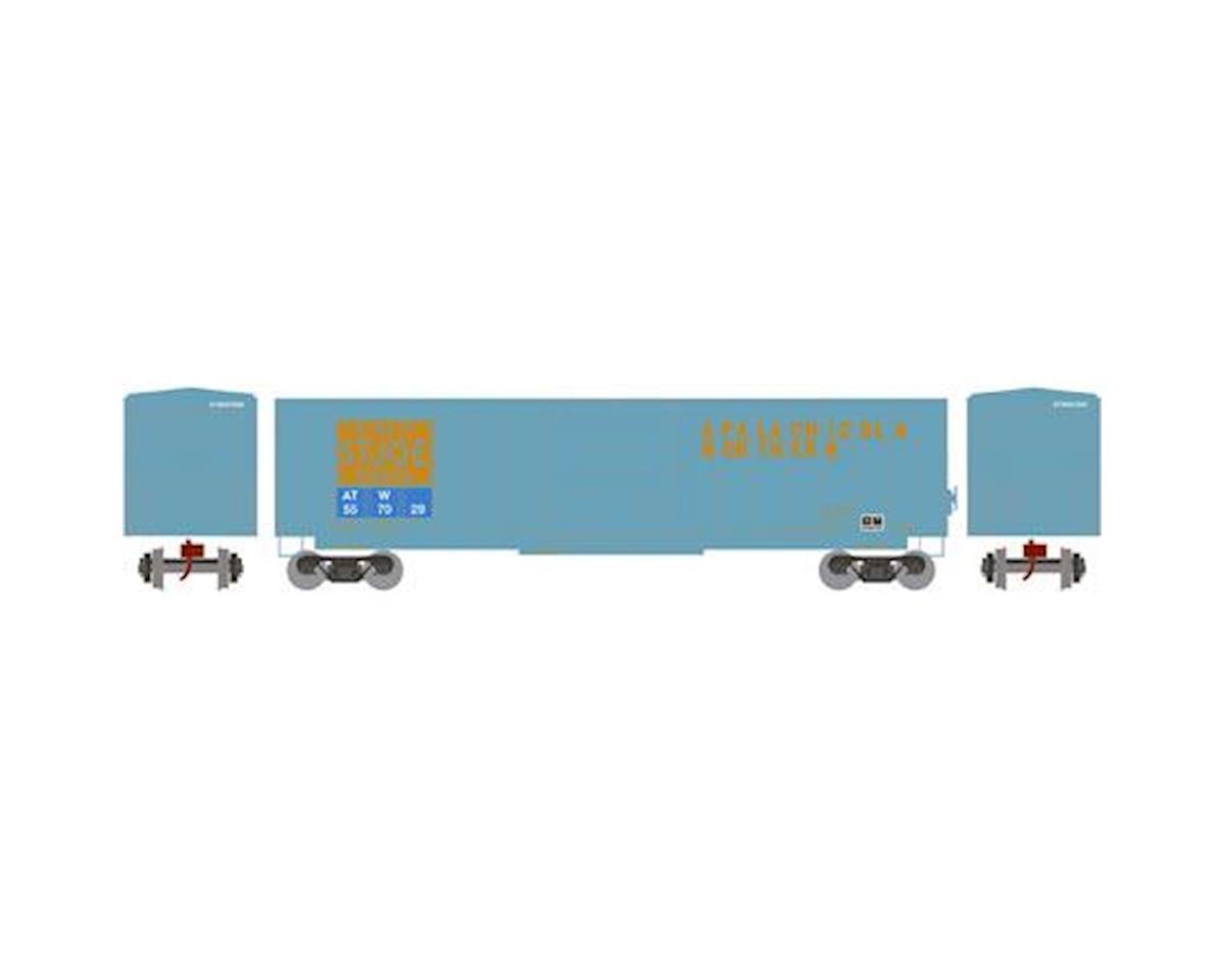 N 50' SIECO Box, ATW #557029 by Athearn