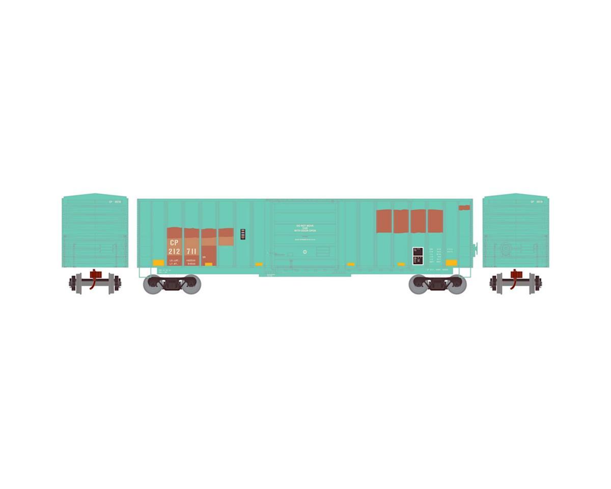 Athearn N 50' SIECO Box, CPR #212711