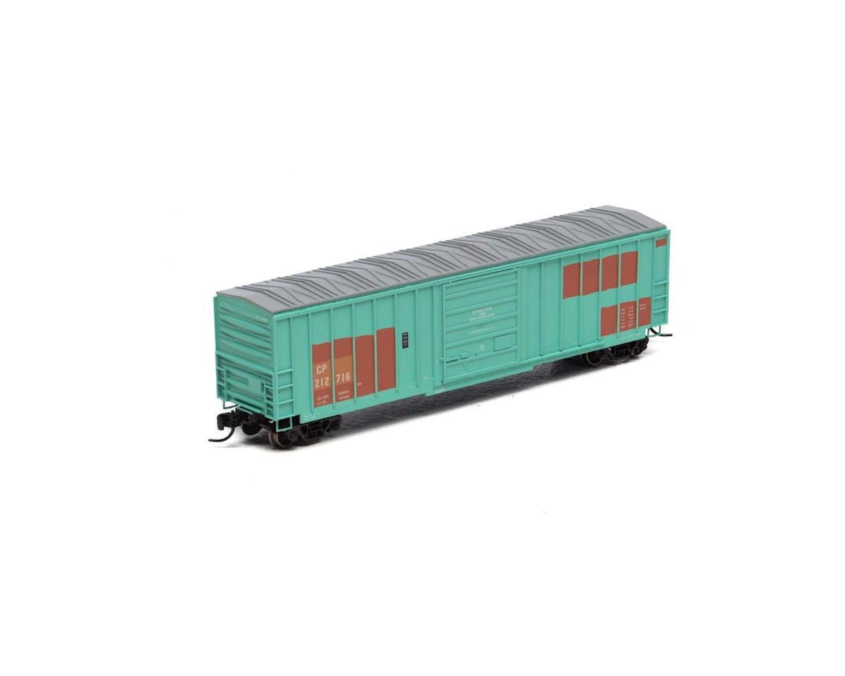N 50' SIECO Box, CPR #212716 by Athearn