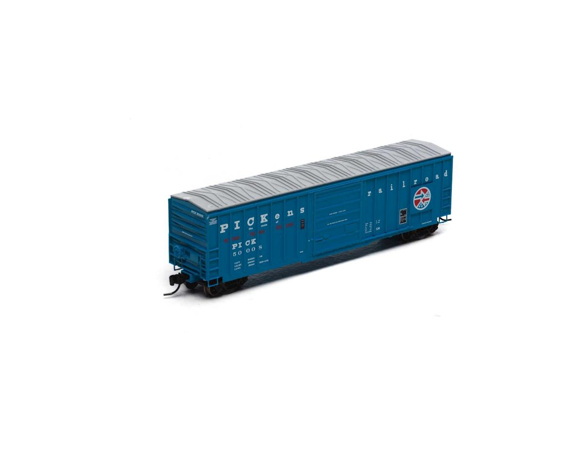 N 50' SIECO Box, PICK #50008 by Athearn
