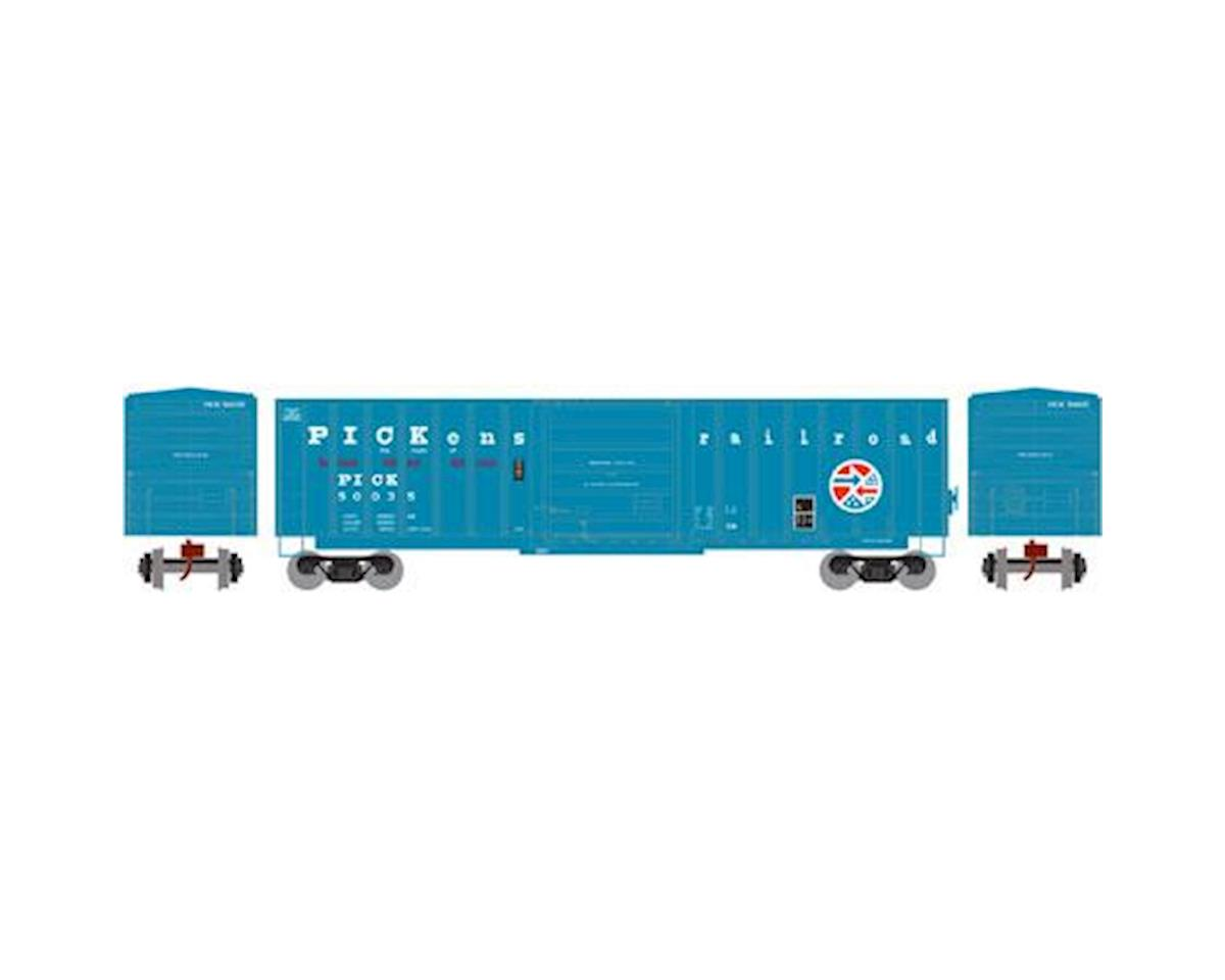 Athearn N 50' SIECO Box, PICK #50035