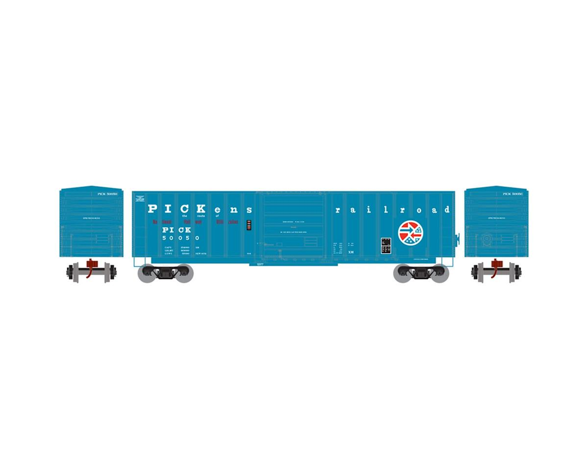 Athearn N 50' SIECO Box, PICK #50050
