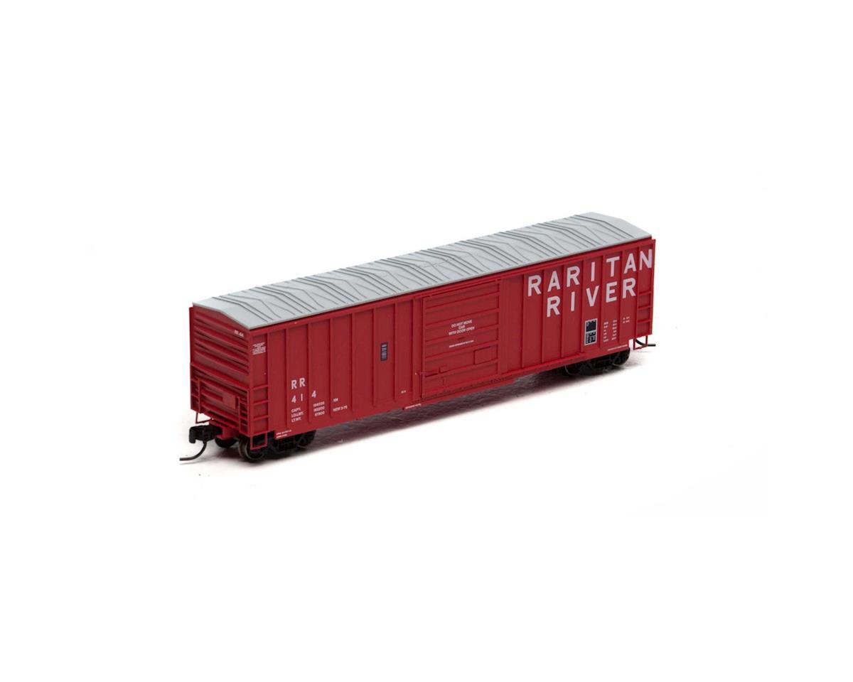 N 50' SIECO Box, RR #414 by Athearn