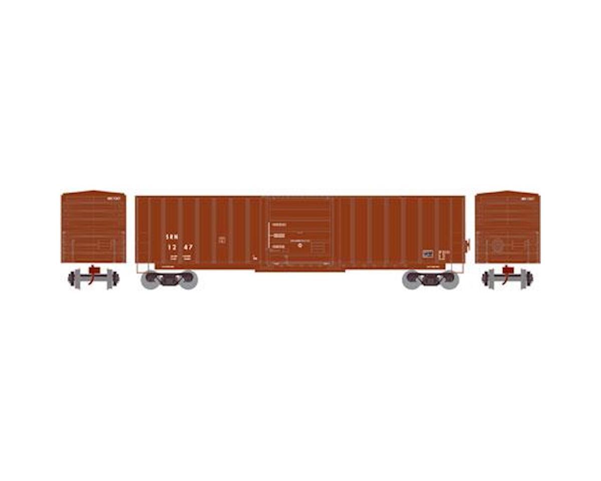 Athearn N 50' SIECO Box, SR&N #1247