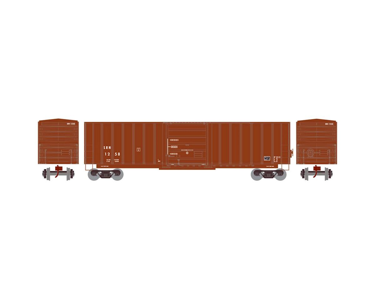 Athearn N 50' SIECO Box, SR&N #1258