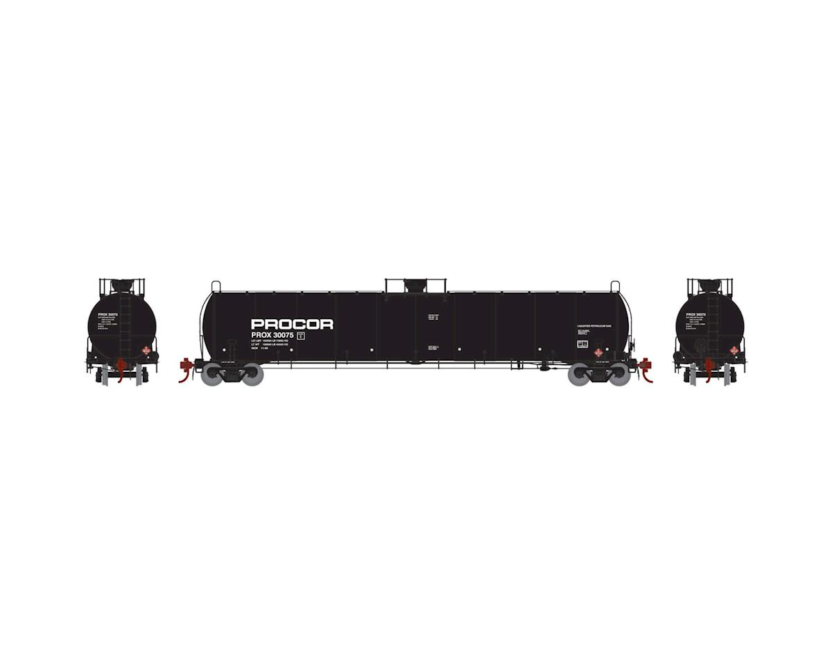 Athearn N 33,900-Gallon LPG Tank/Early, PROX #30075