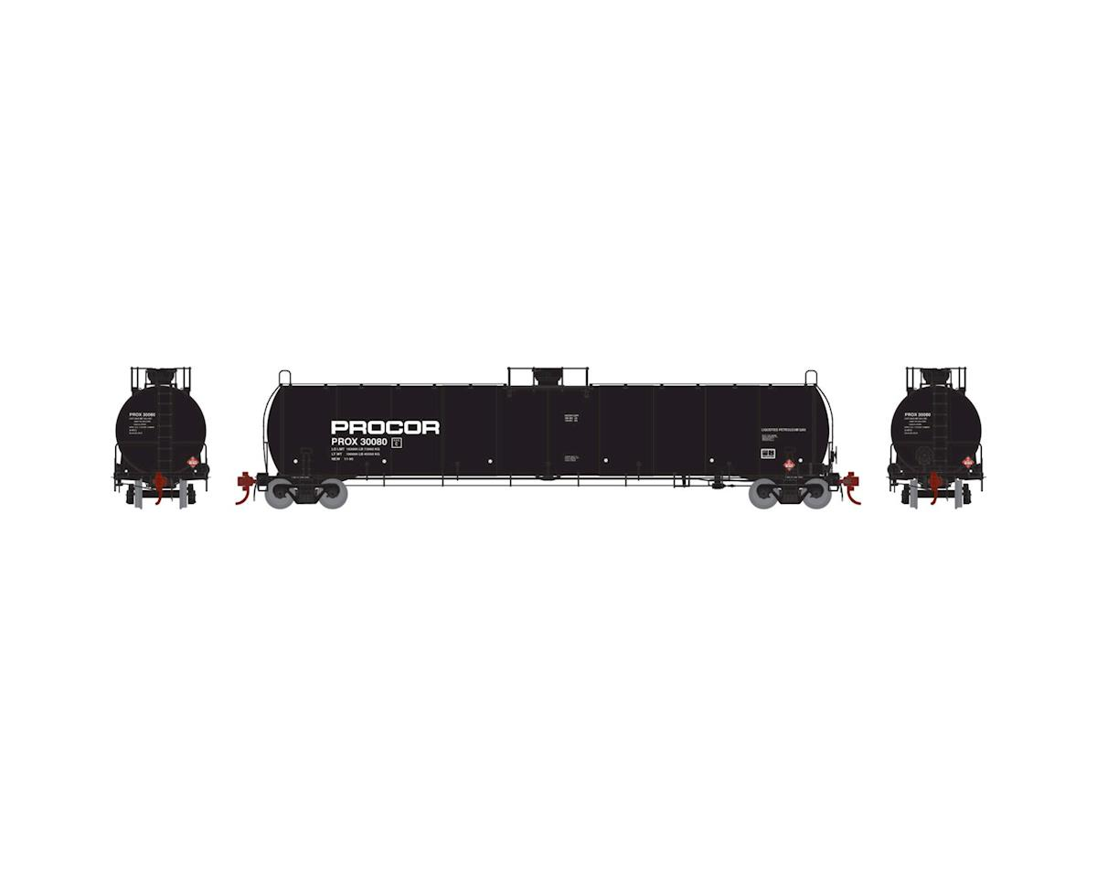 Athearn N 33,900-Gallon LPG Tank/Early, PROX #30080
