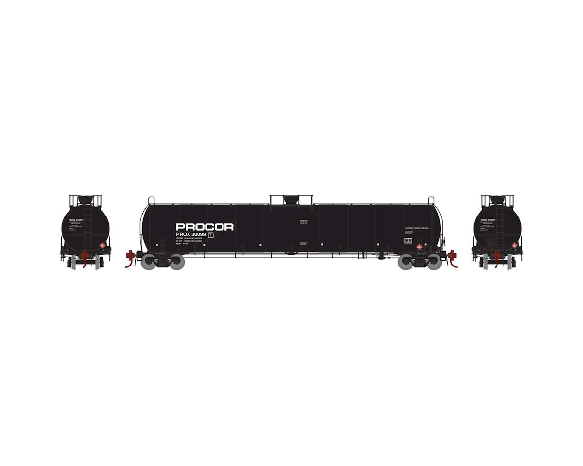Athearn N 33,900-Gallon LPG Tank/Early, PROX #30099