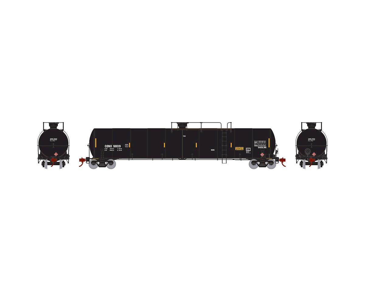 Athearn N 33,900-Gallon LPG Tank/Late, CONX #9809
