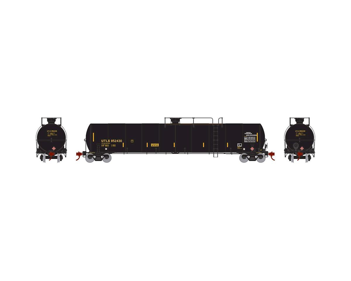 Athearn N 33,900-Gallon LPG Tank/Late, UTLX #952430