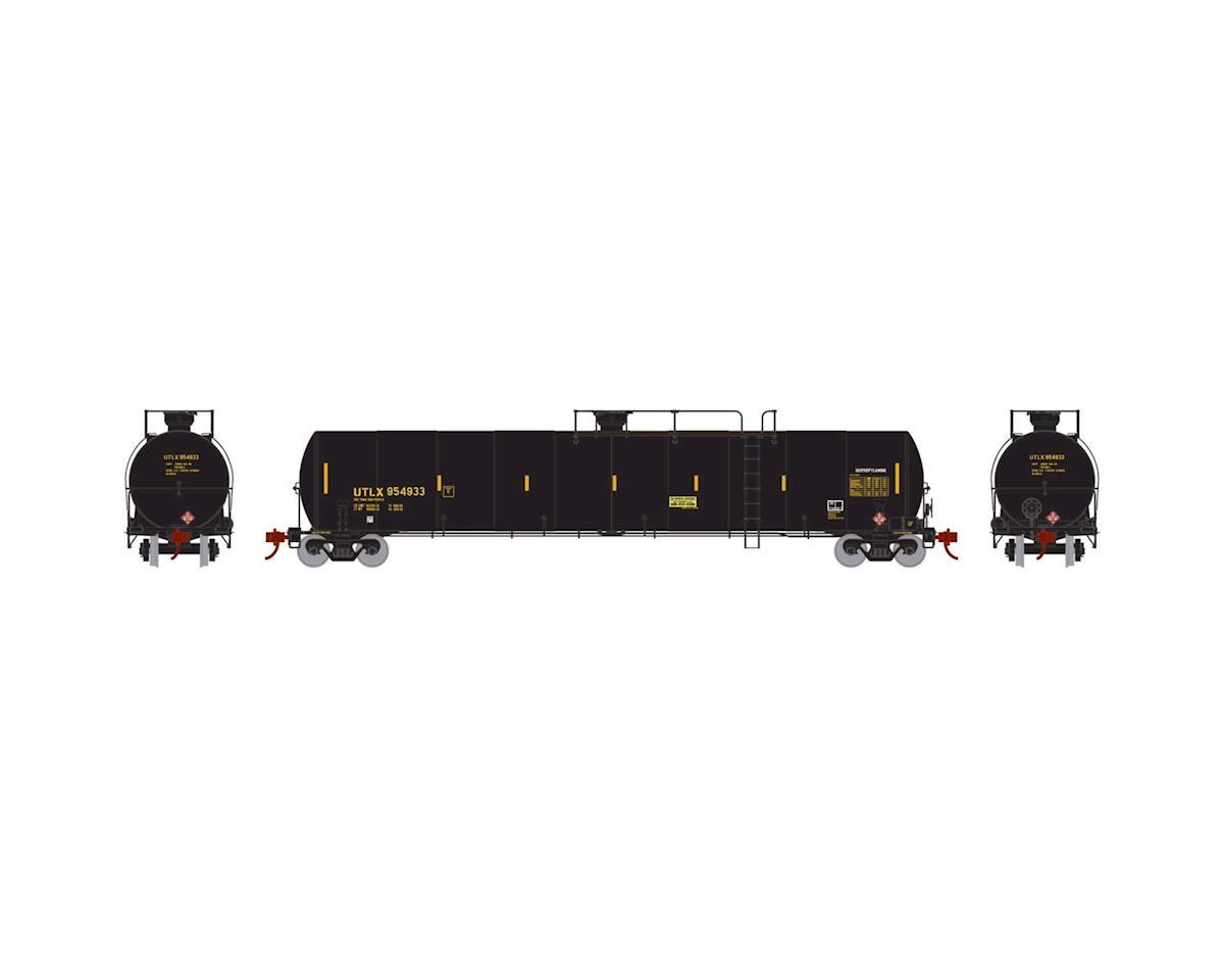 Athearn N 33,900-Gallon LPG Tank/Late, UTLX #954933