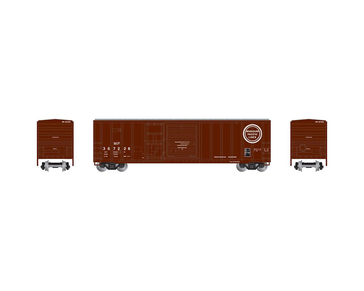 Athearn N 50' FMC Combo Door Box, MP #367226
