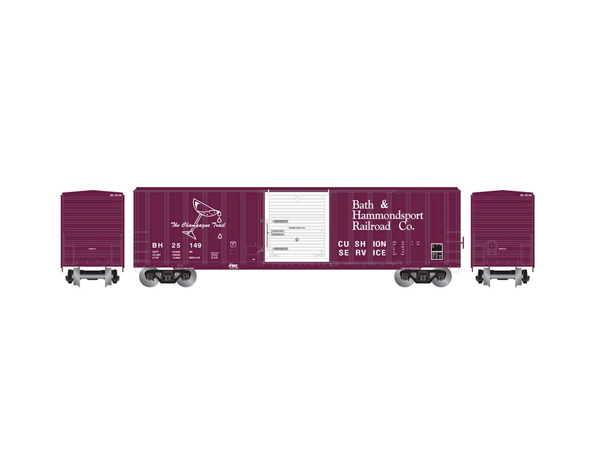 Athearn N 50' FMC 5347 Box, B&H #25149