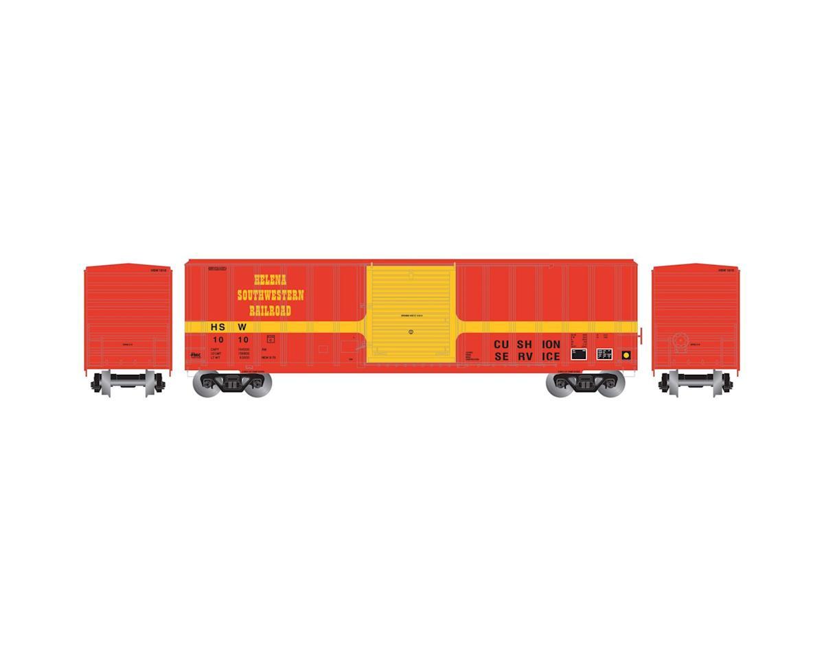 Athearn N 50' FMC 5347 Box, HSW #1010