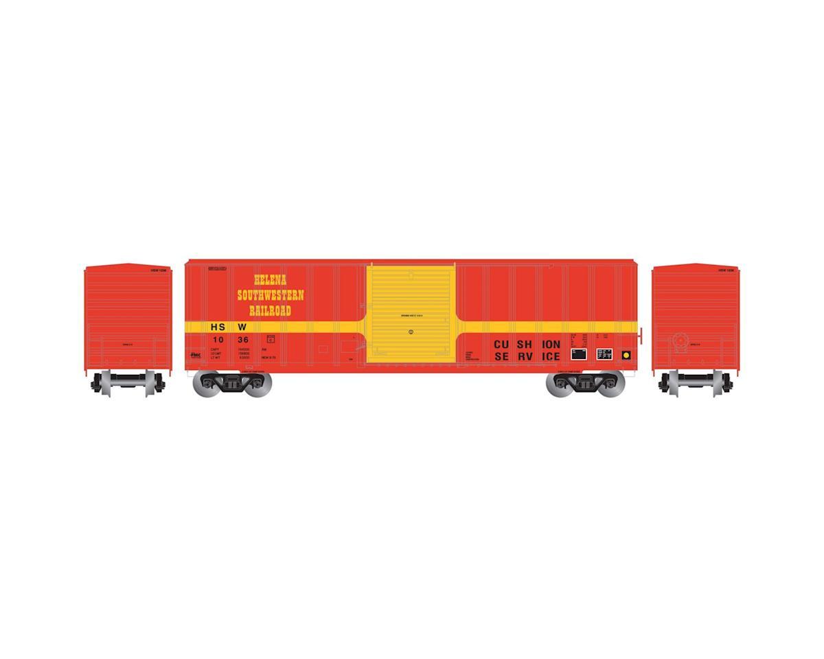 N 50' FMC 5347 Box, HSW #1036 by Athearn