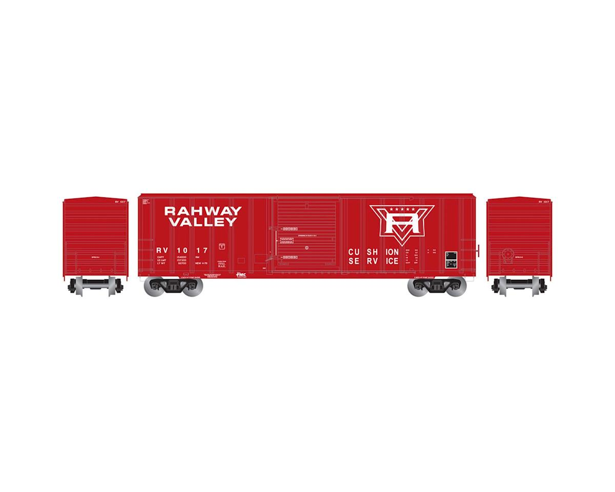 Athearn N 50' FMC 5347 Box, RV #1017