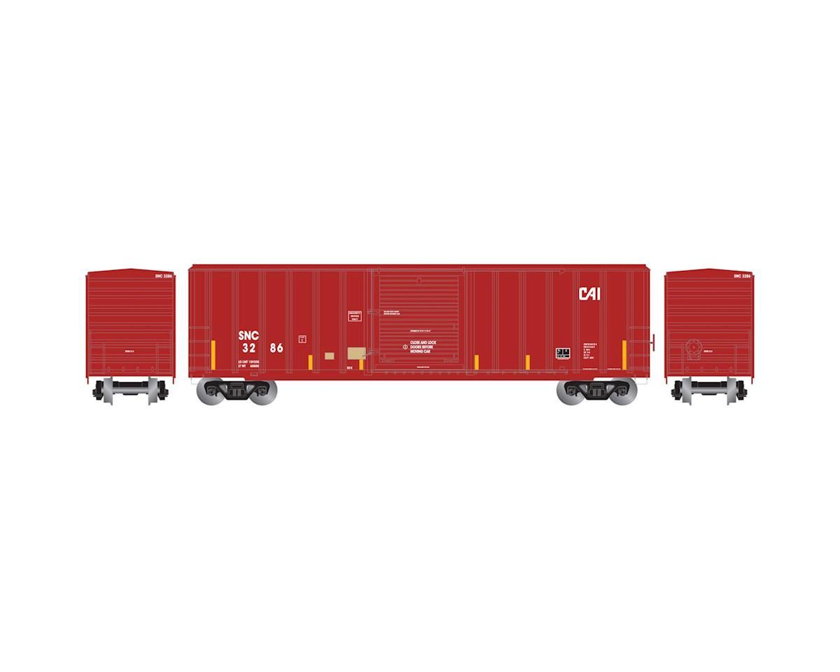 Athearn N 50' FMC 5347 Box, S&NC #3286