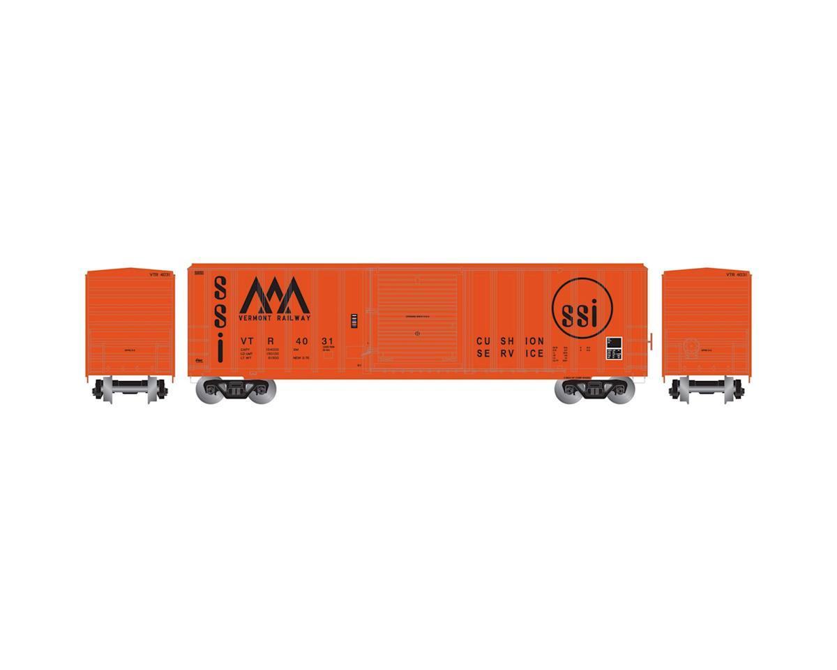 Athearn N 50' FMC 5347 Box, VTR #4031