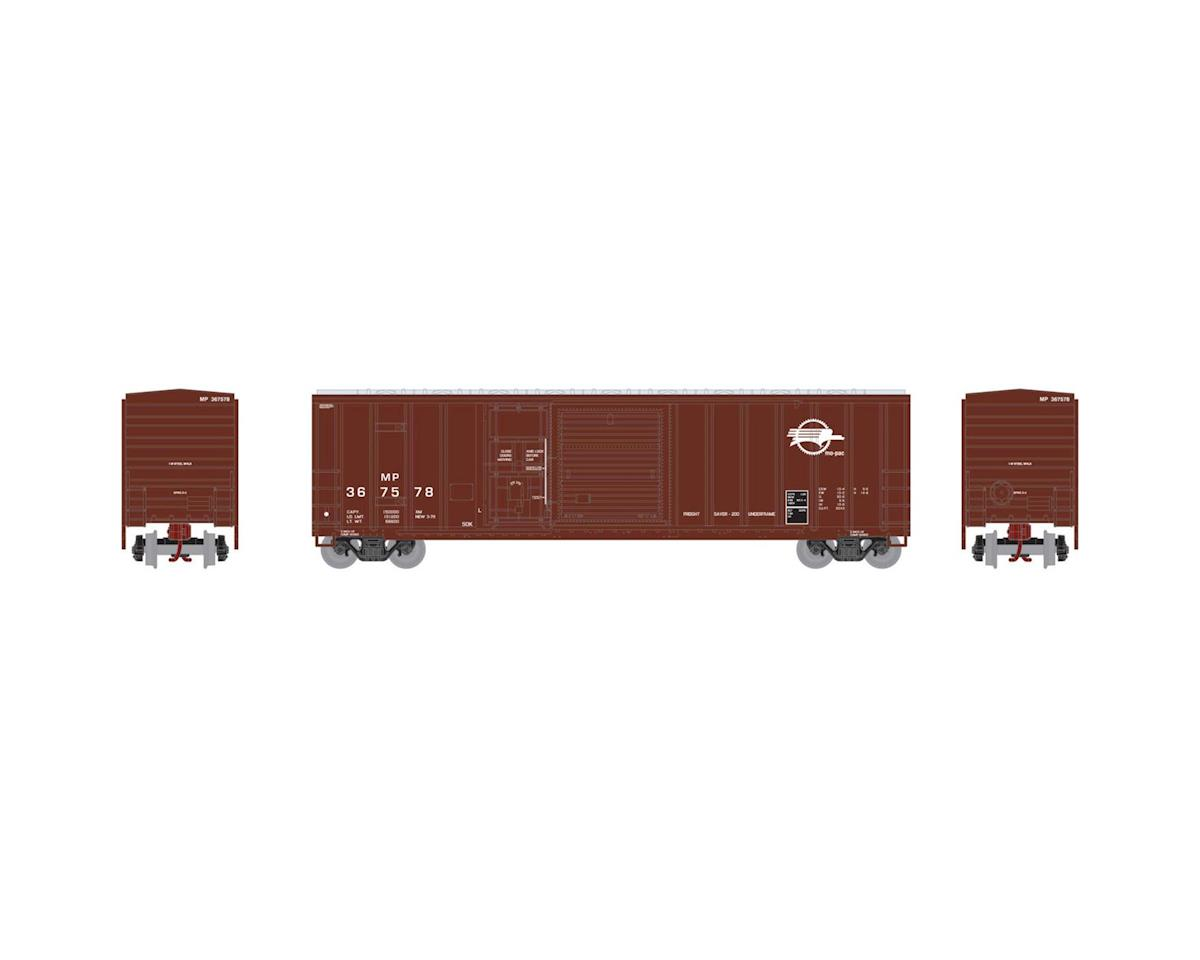 Athearn N 50' FMC Combo Door Box, MP #367578
