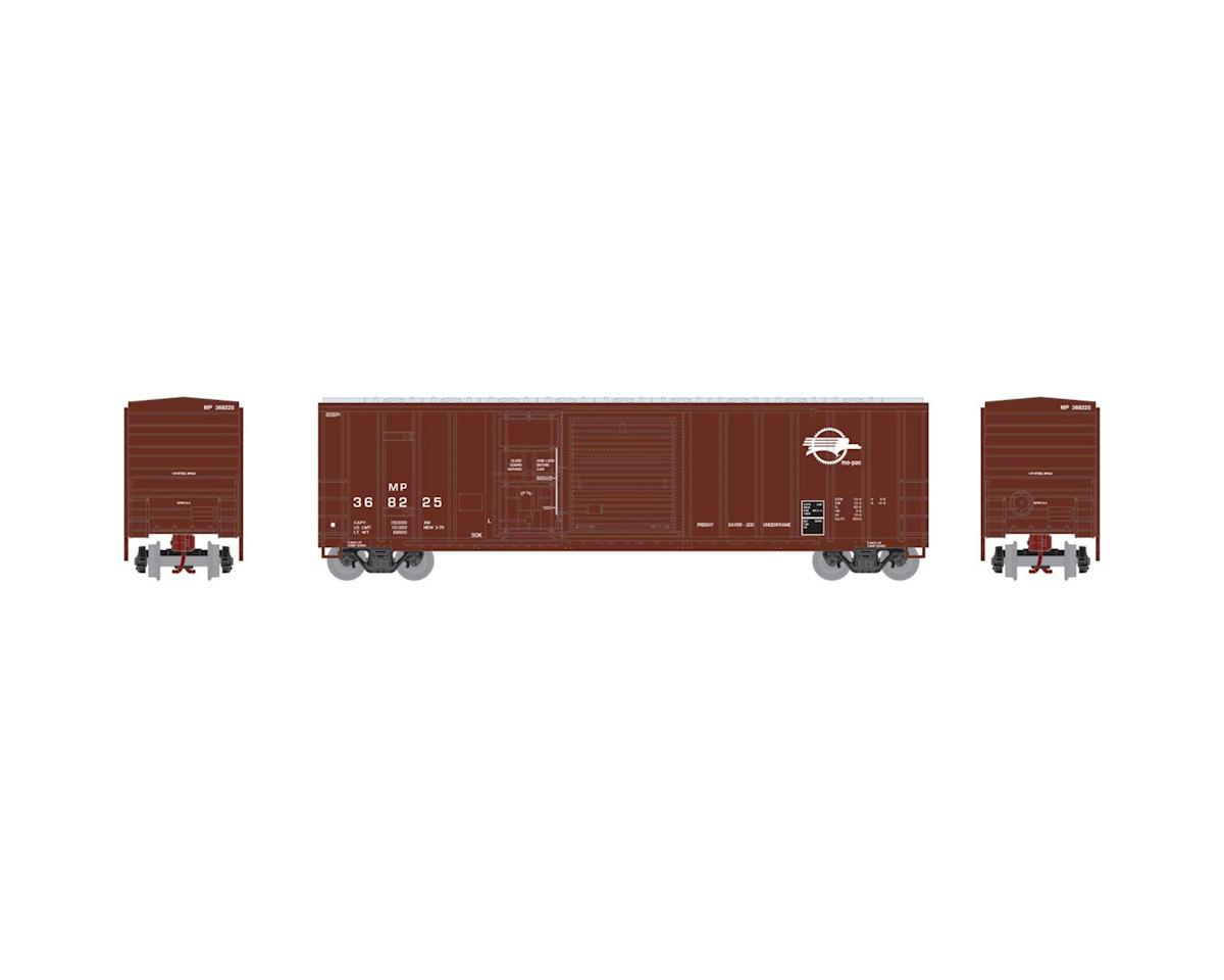 Athearn N 50' FMC Combo Door Box, MP #368225