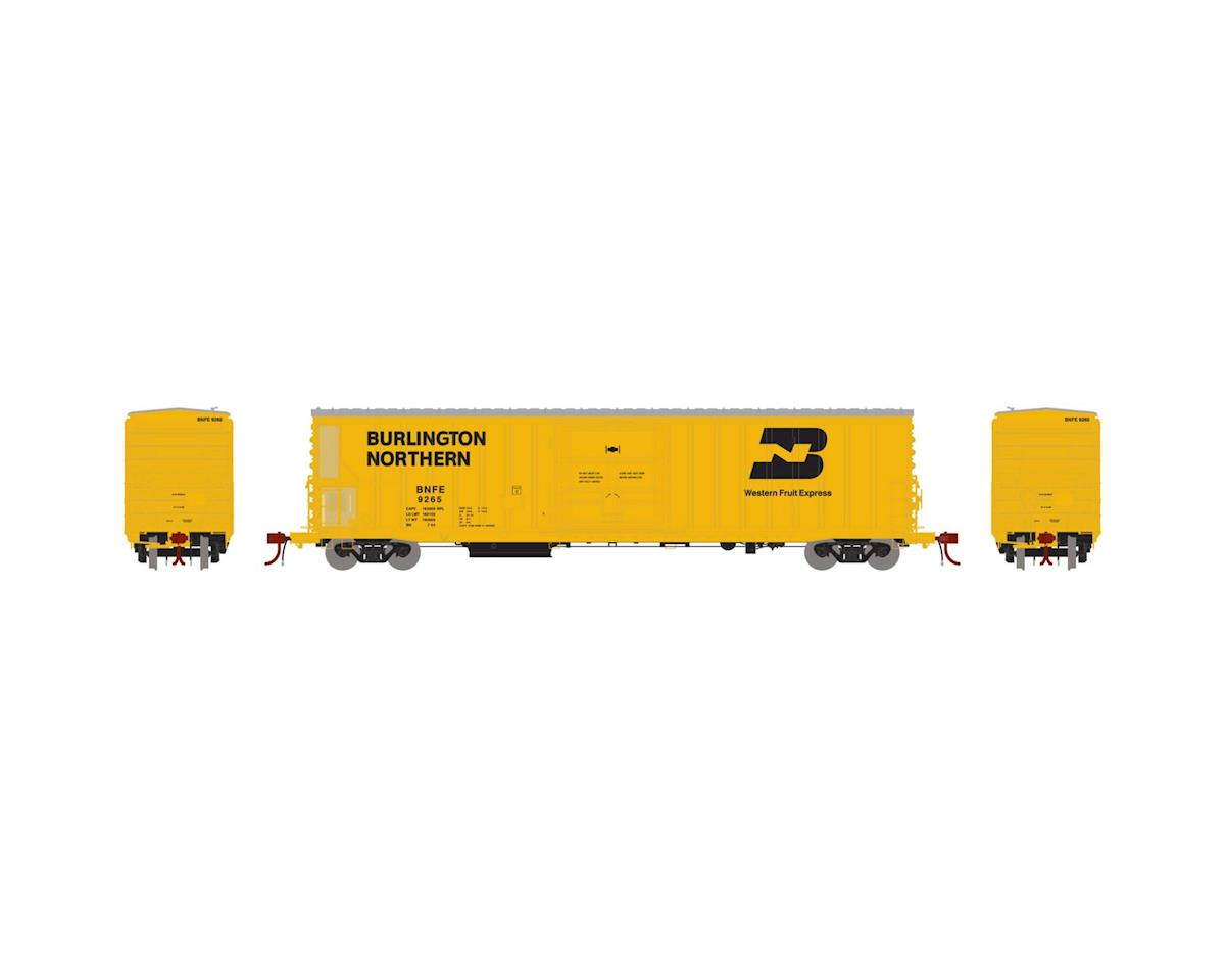 Athearn N 57' Mechanical Reefer, BNFE #9265