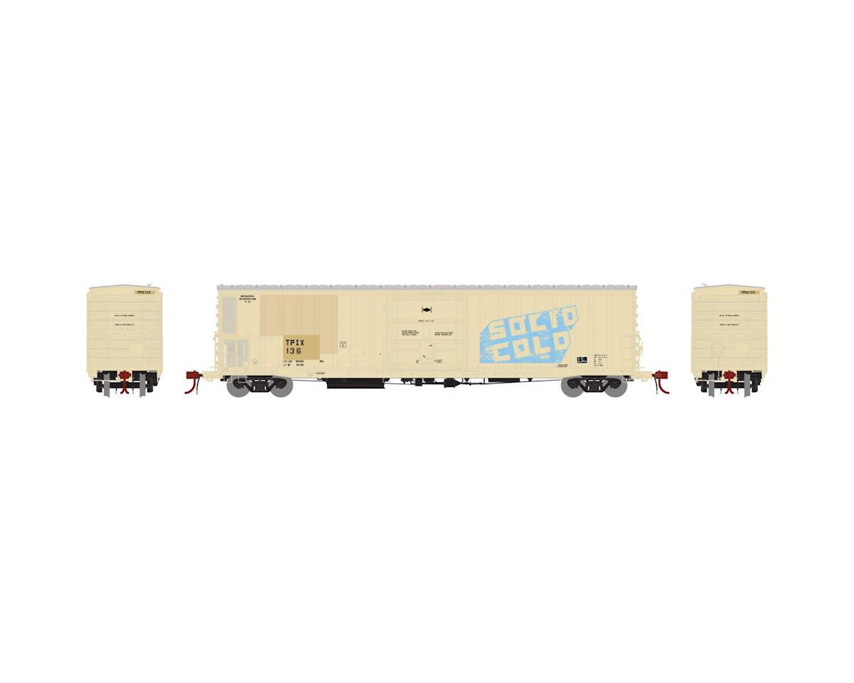 Athearn N 57' Mechanical Reefer, TPIX #136