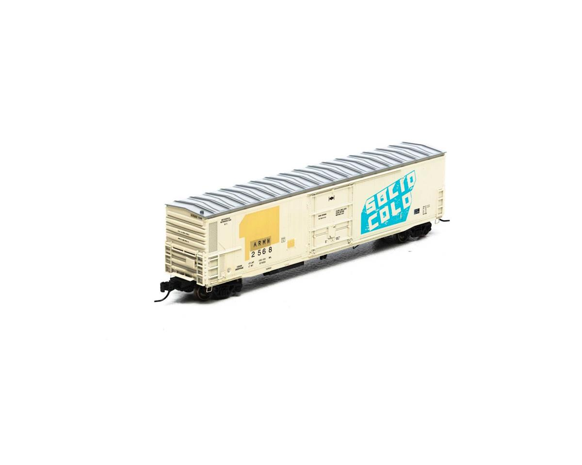 N 57' Mechanical Reefer, UP/ARMH/Solid Cold #2568 by Athearn