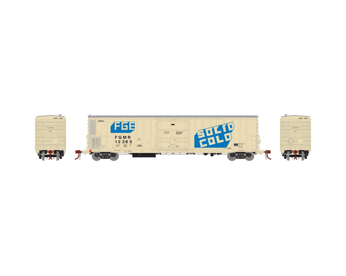 Athearn N 57' Mechanical Reefer,FGE/FGMR/Solid Cold #12285