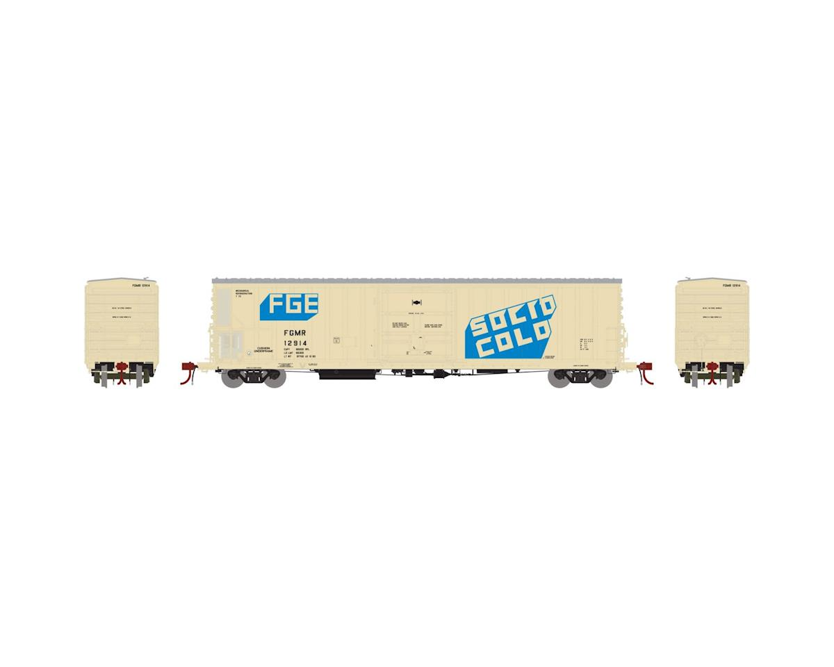 Athearn N 57' Mechanical Reefer w/Sound, FGE/FGMR #12914