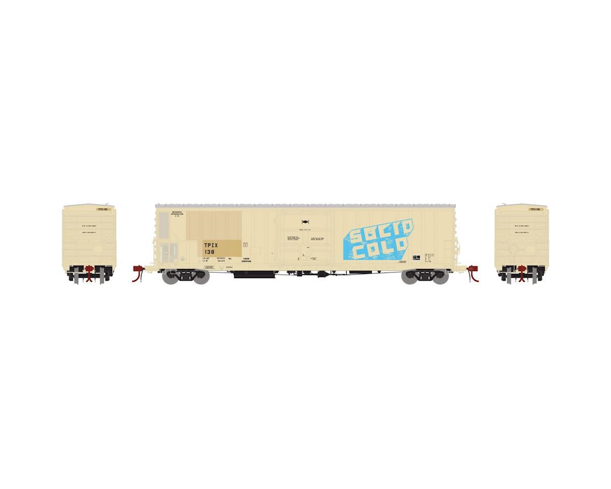 Athearn N 57' Mechanical Reefer w/Sound, TPIX #138