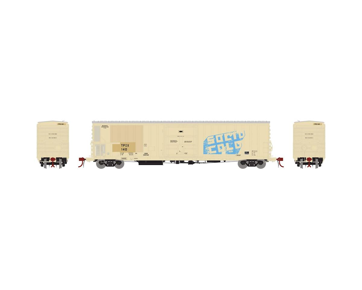 Athearn N 57' Mechanical Reefer w/Sound, TPIX #140