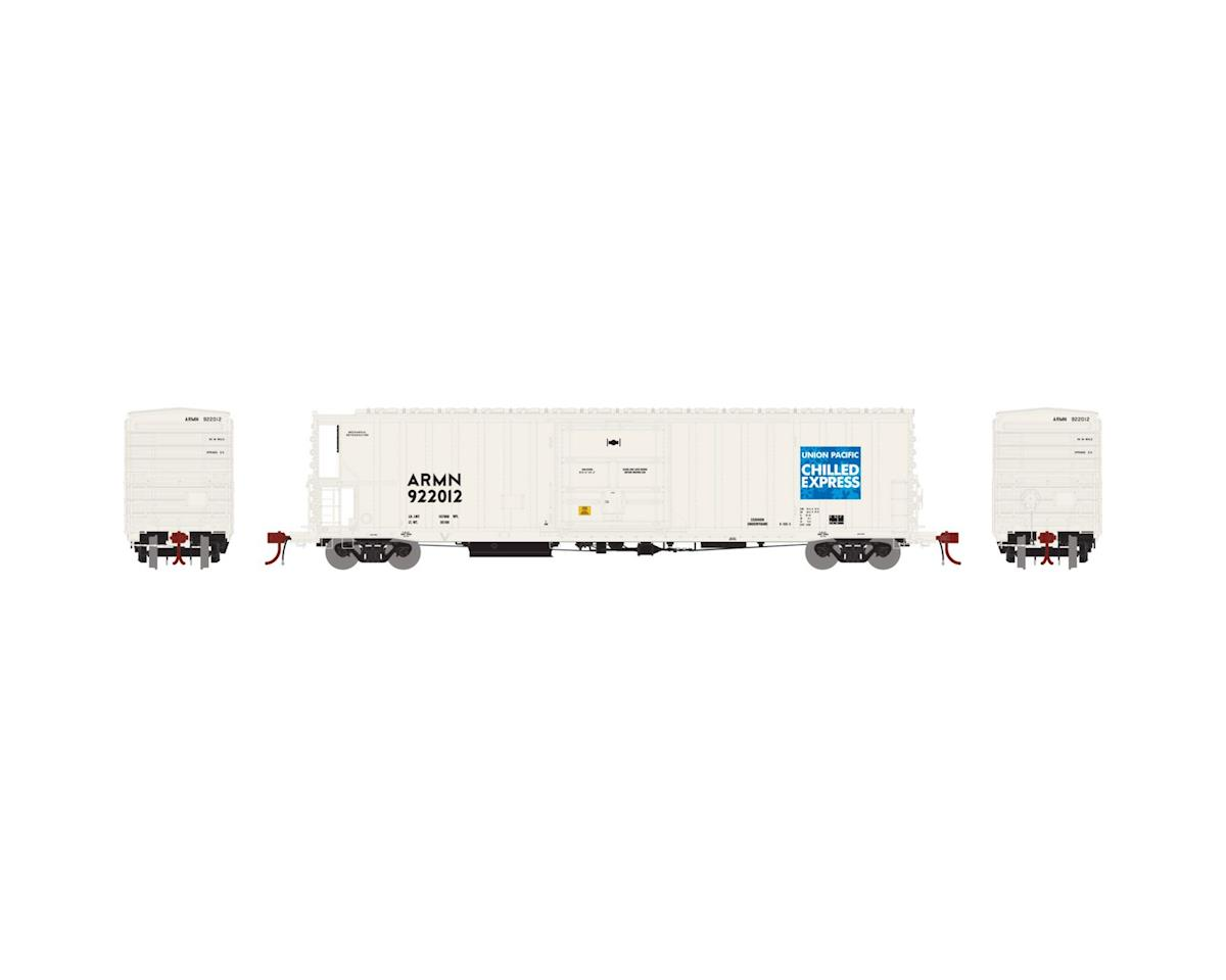 Athearn N 57' Mech Reefer w/Sound, UP/ARMN/Chilled #922012