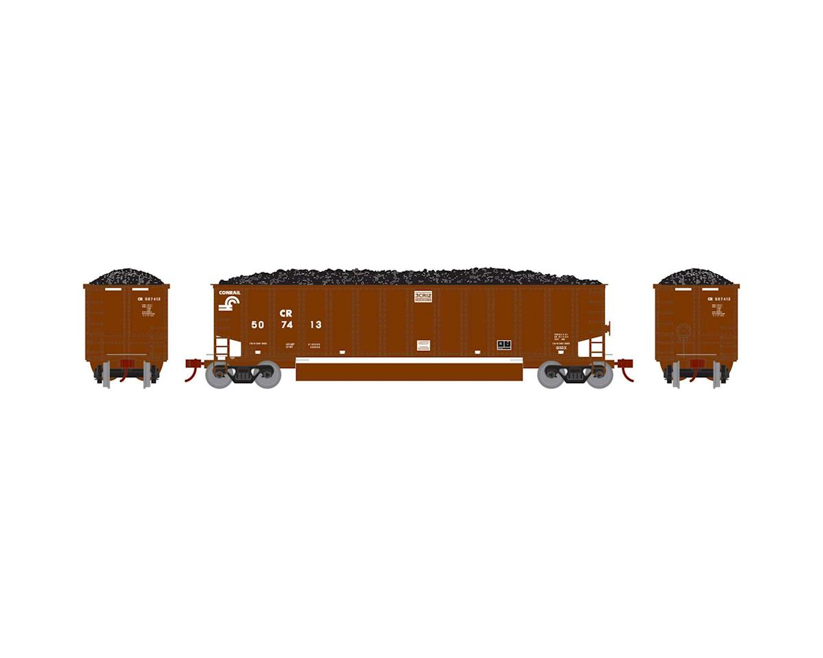 Athearn N Bethgon Coalporter w/Load, CR #507413