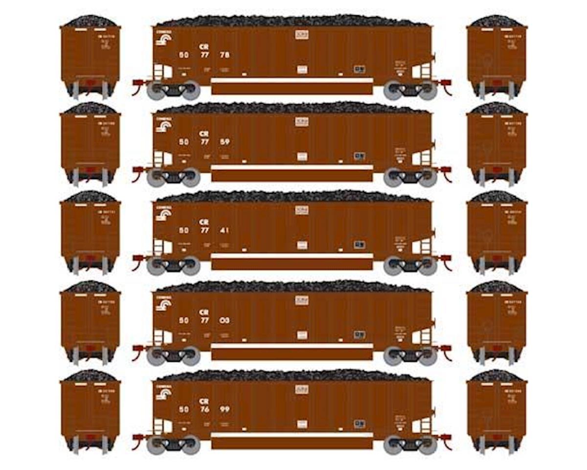 Athearn N Bethgon Coalporter w/Load, CR #2 (5)