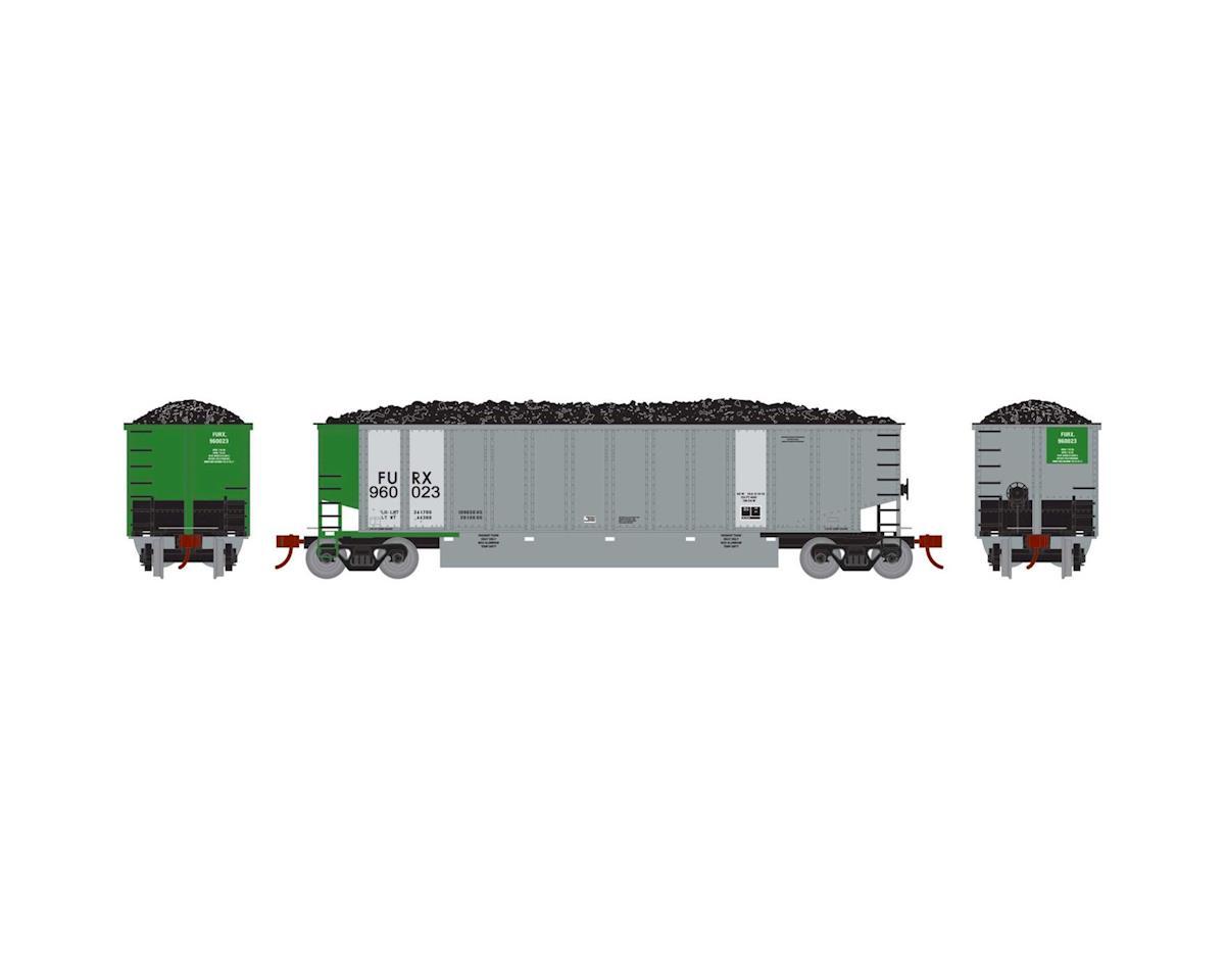 Athearn N Bethgon Coalporter w/Load, FURX #960023