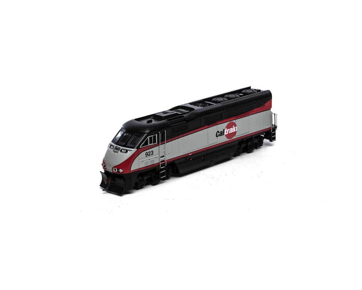 Athearn HO RTR F59PHI, Cal Train #923