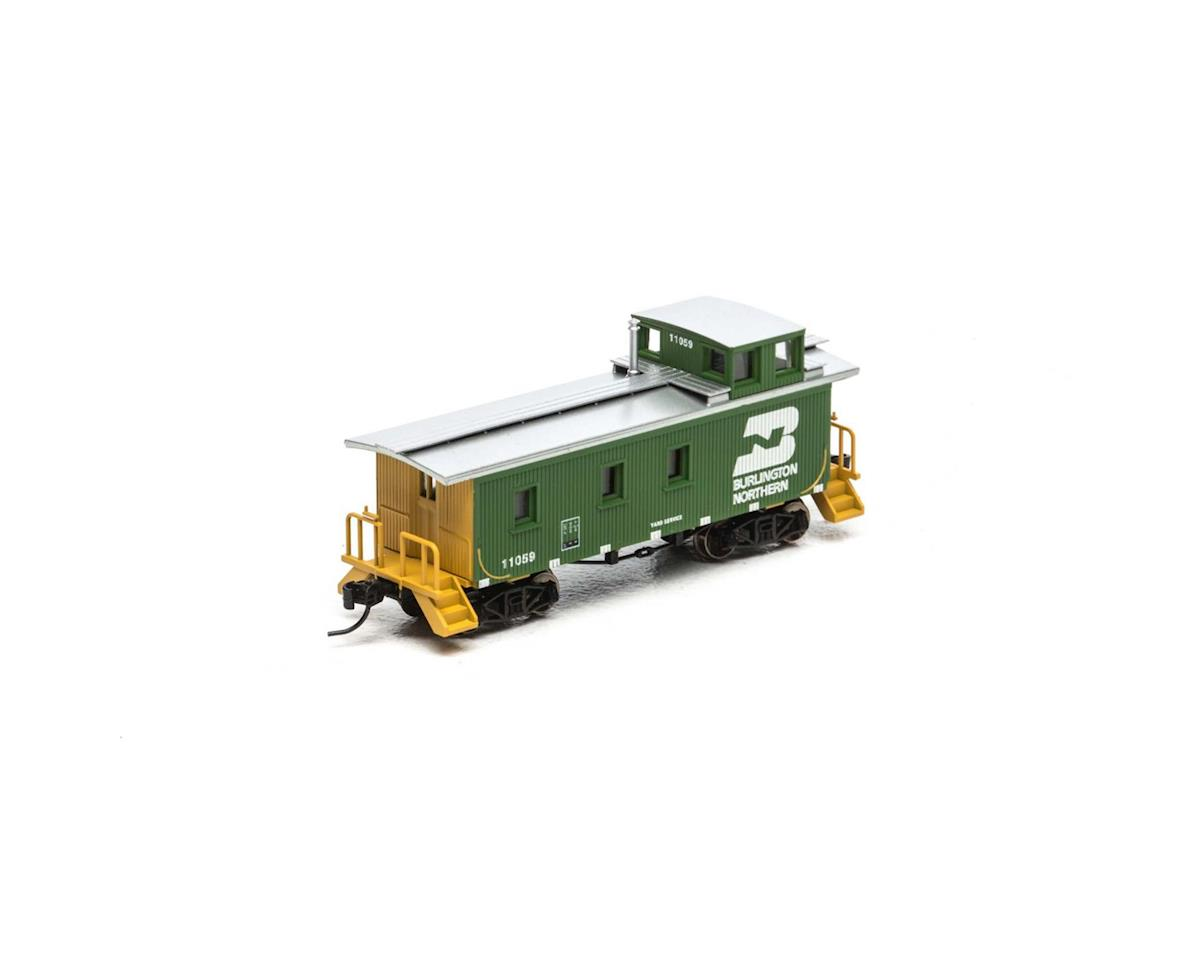Athearn N 30' 3-Window Caboose, BN #11059