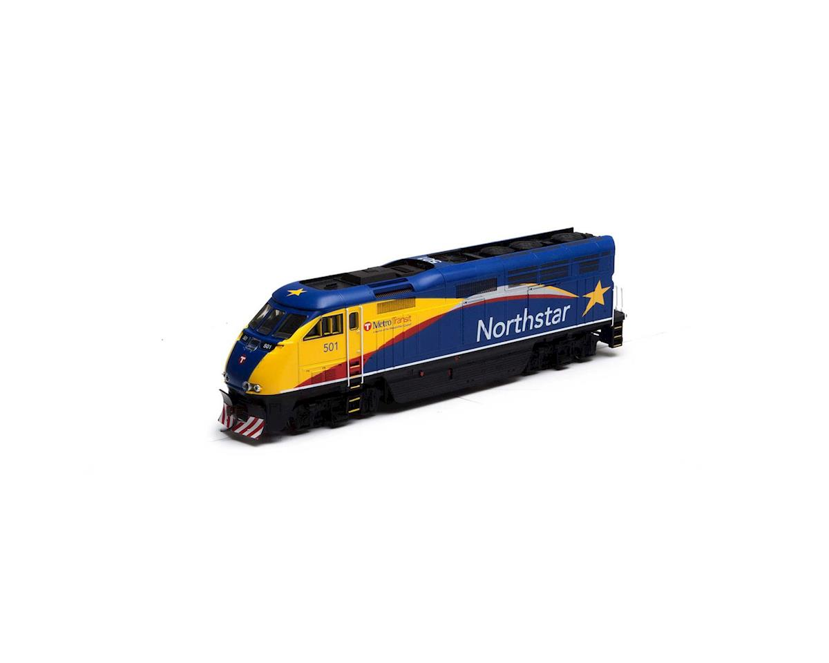 Athearn HO RTR F59PHI, Northstar #501