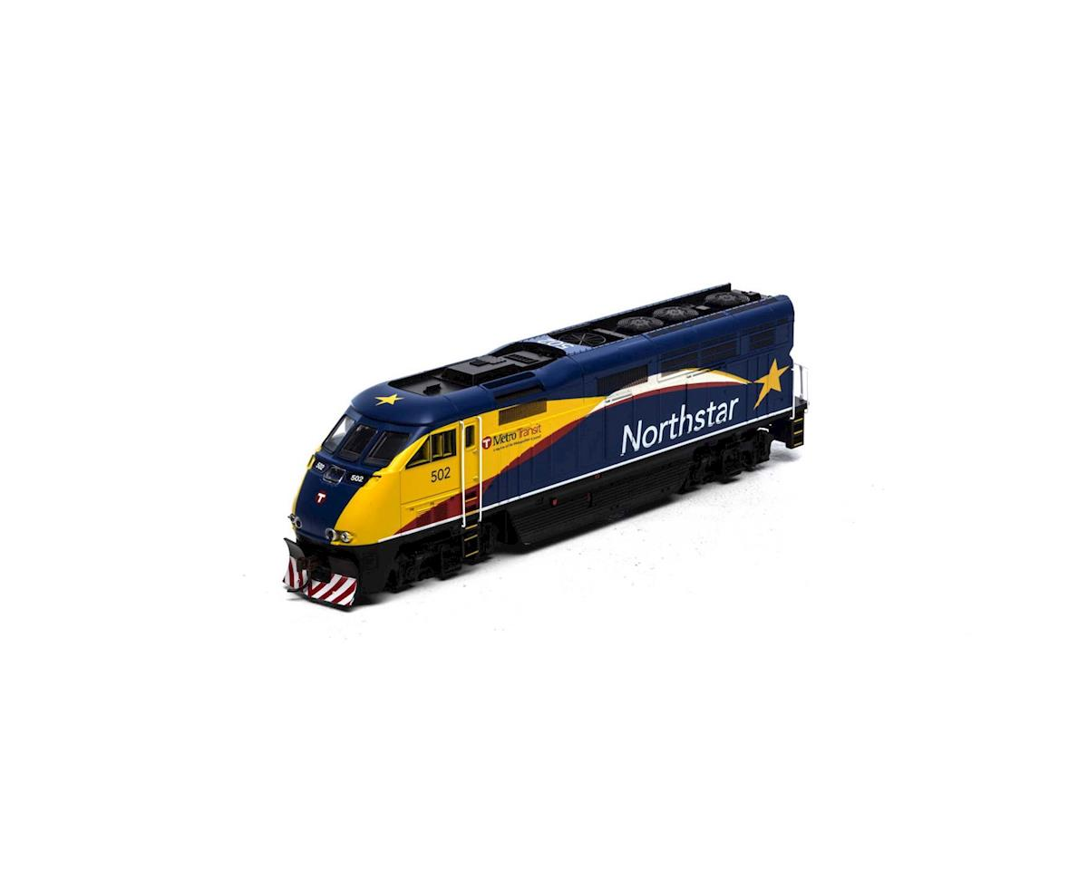 Athearn HO RTR F59PHI, Northstar #502