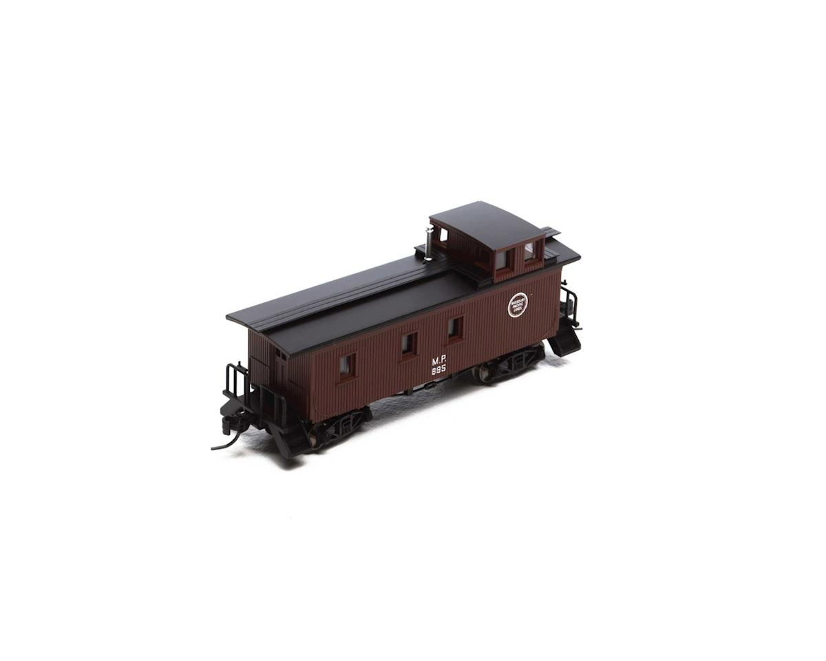 Athearn N 30' 3-Window Caboose, MP #895