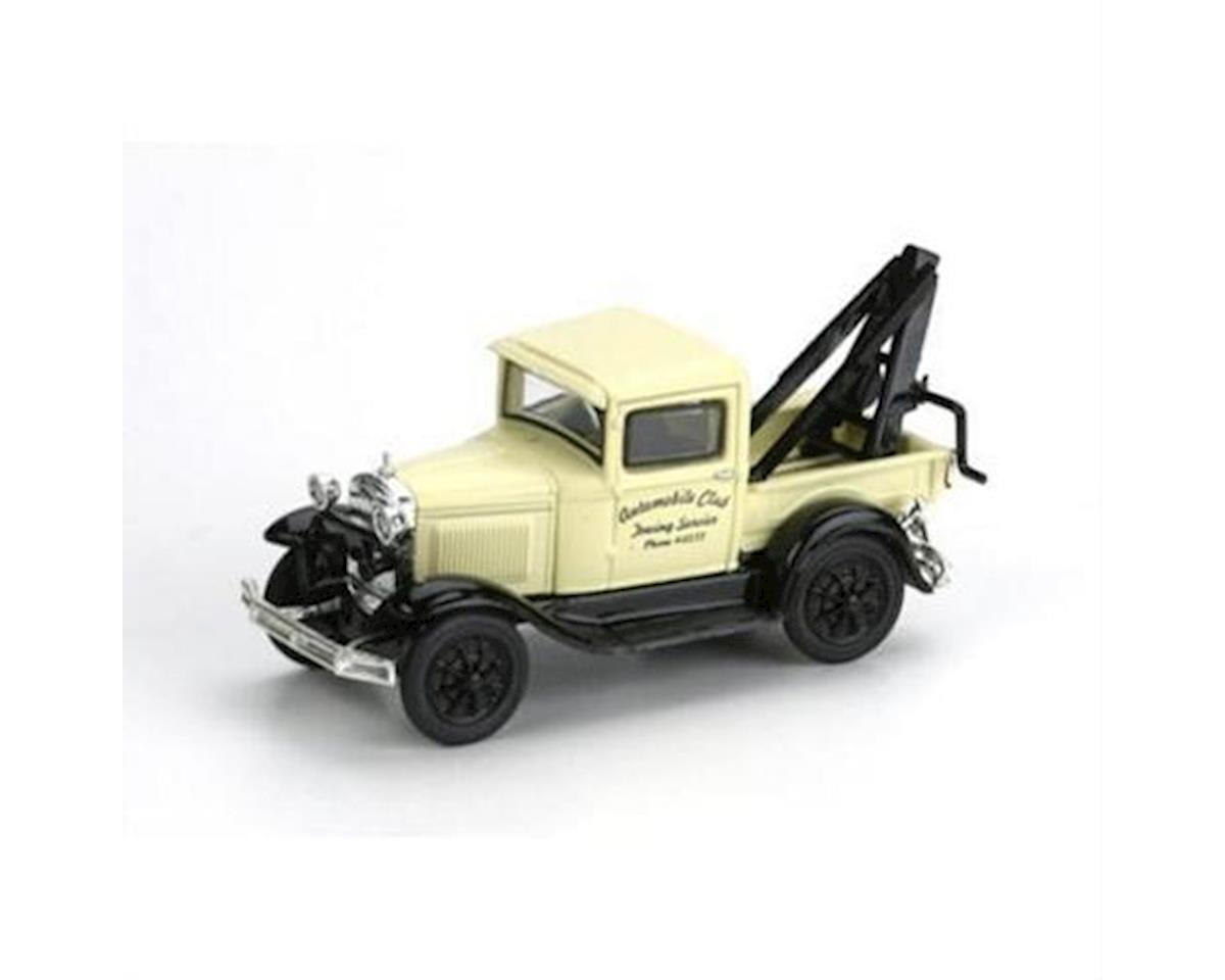 Athearn HO RTR Model A Tow Truck, Auto Club Towing