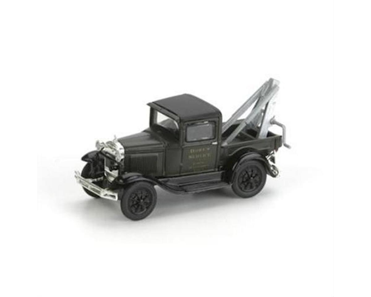Athearn HO RTR Model A Tow Truck, Rowe's Service