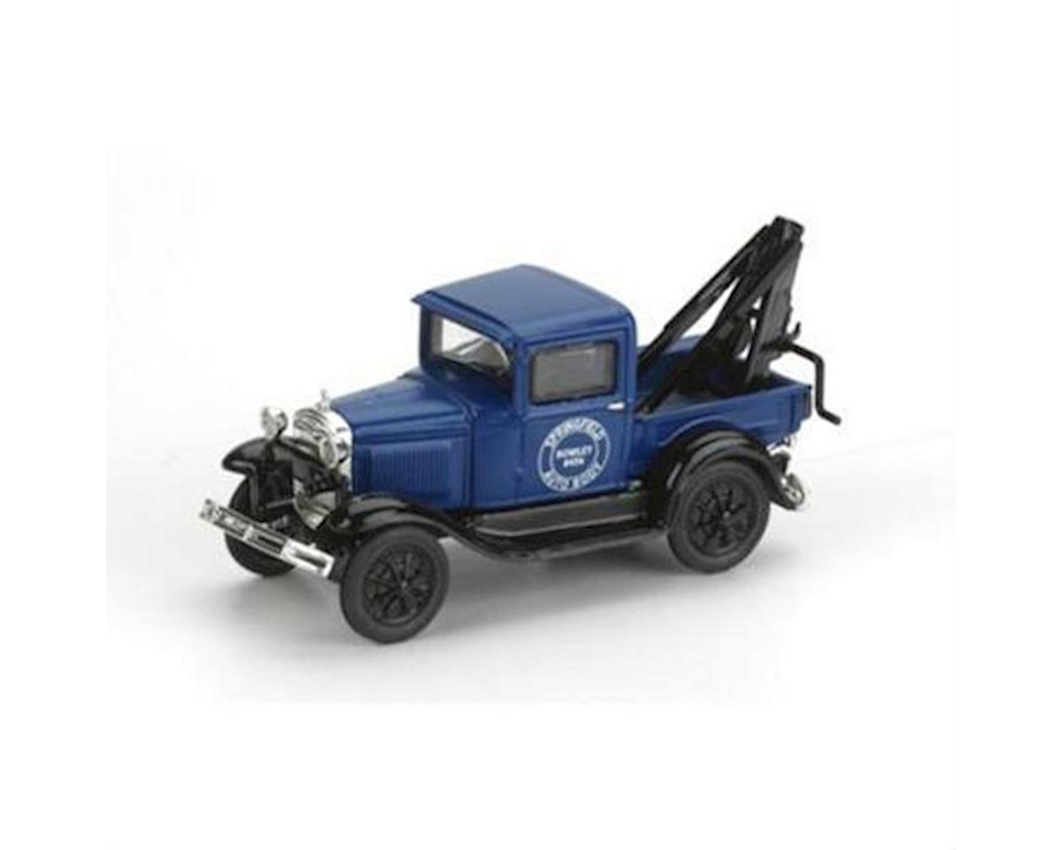 Athearn HO RTR Model A Tow Truck, Springfield Auto Body