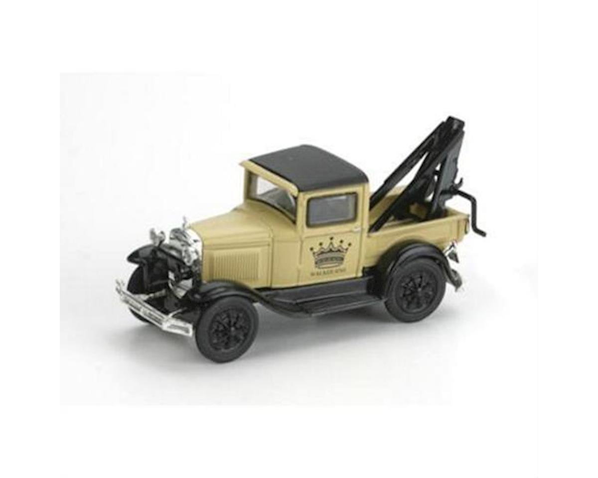 Athearn HO RTR Model A Tow Truck, Crown