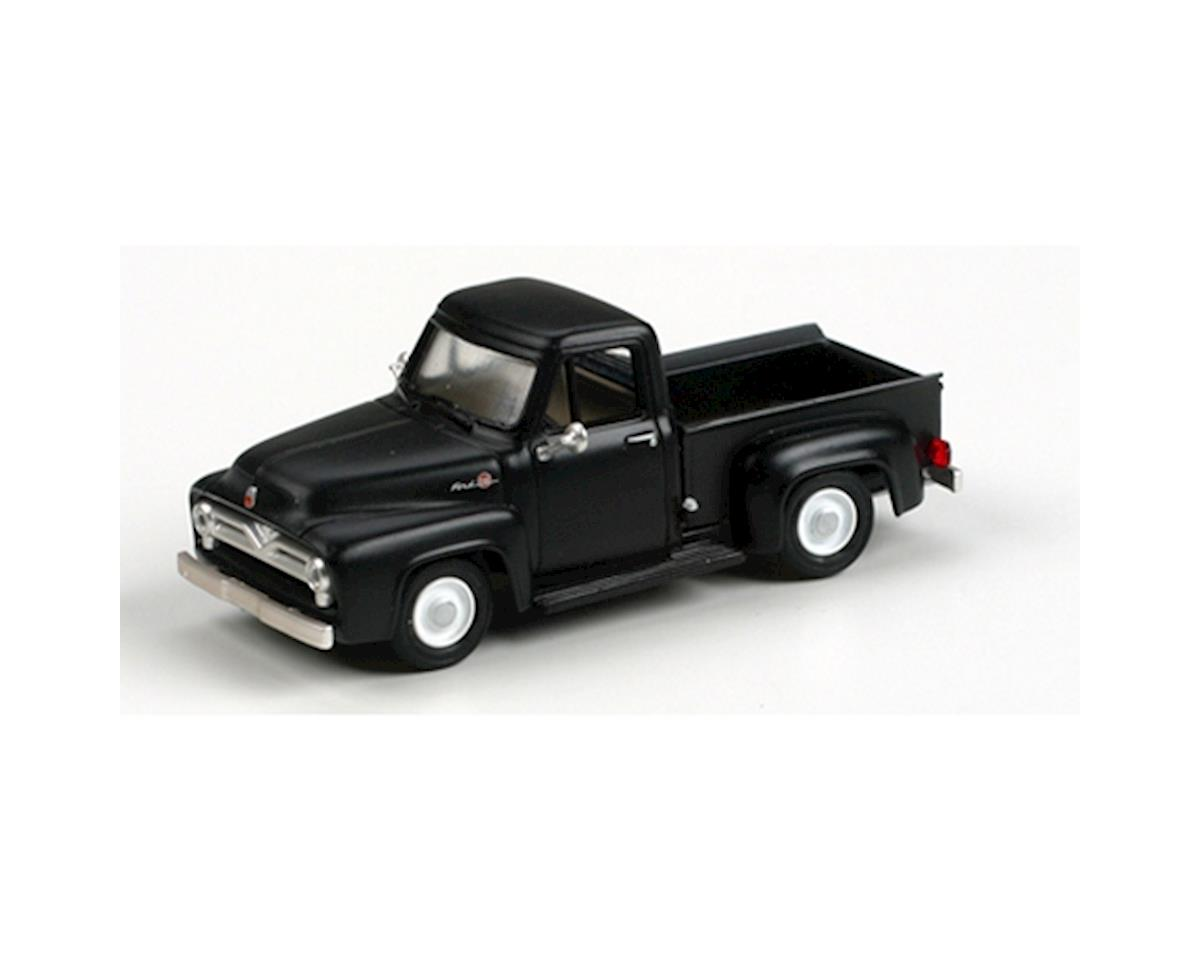 Athearn HO RTR 1955 Ford F-100 Pickup, Black
