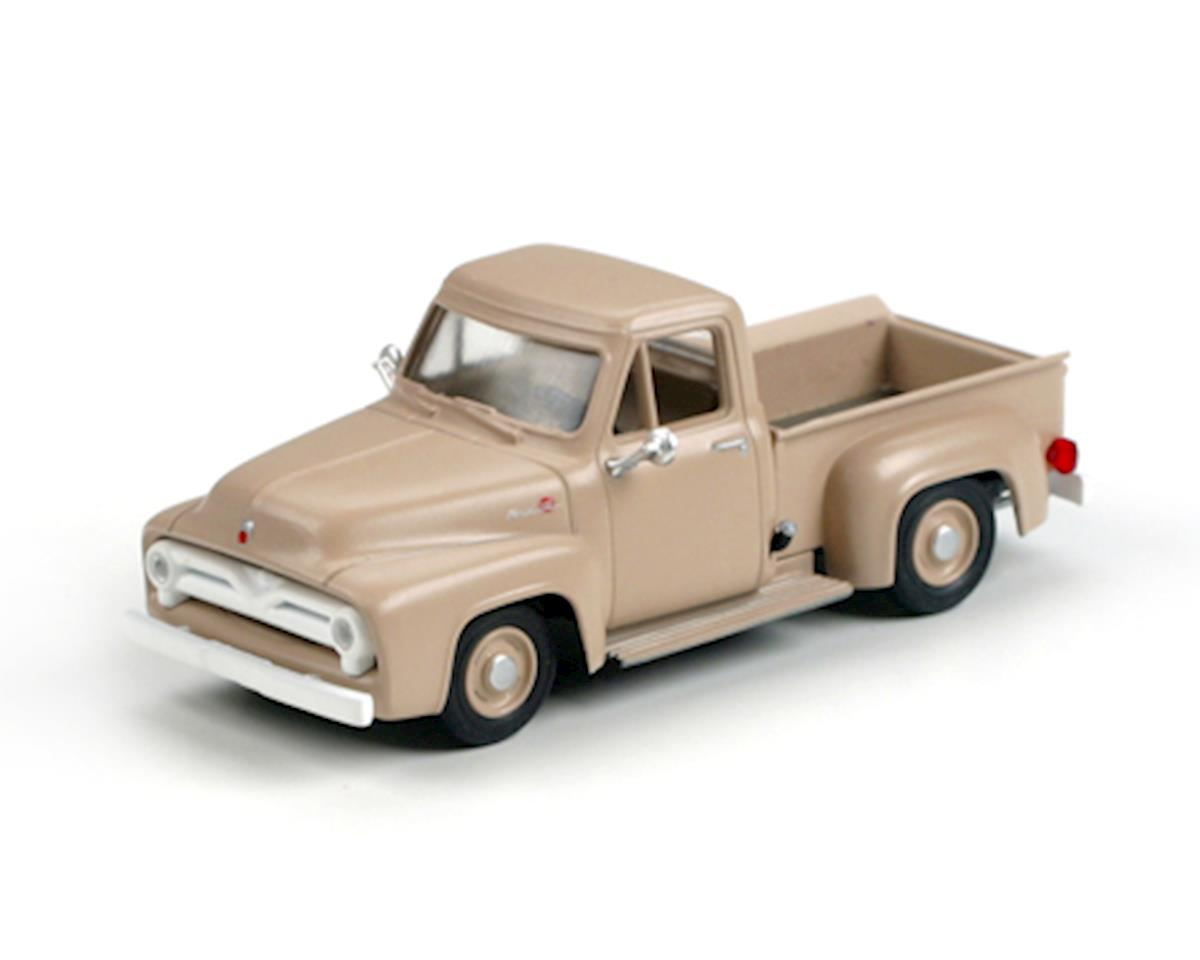 Athearn HO-Scale 1955 Ford F-100 Pickup (Tan)